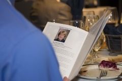 Admiring the 2016 Szent-Gyorygi Prize Program