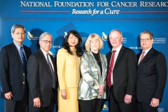 NFCR leadership with 2015 and 2016 Szent-Gyorgyi Prize recipient