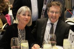 Dr. Michael Hall and his wife Sabine Hall