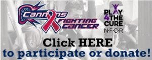 help NFCR via Boston Cannons https://www.crowdrise.com/cannons