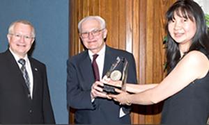Dr. Daniel Von Hoff, Dr. Harold F. Dvorak and Dr. Sujuan Ba