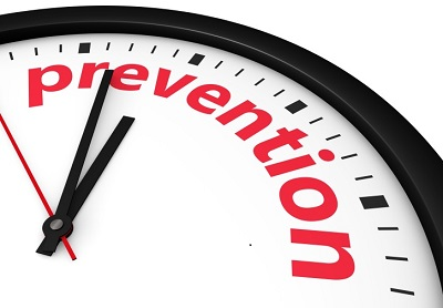prevention clock