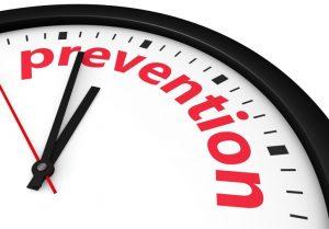 prevention clock