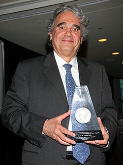 2008 Winner Carlo Croce