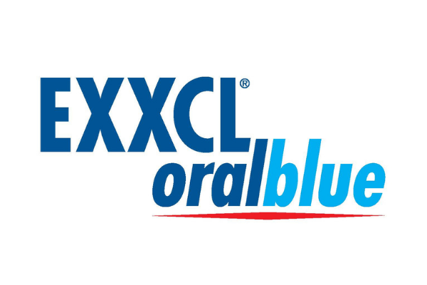 EXXCL oralblue