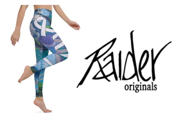 Raider Originals Yoga Pants for NFCR