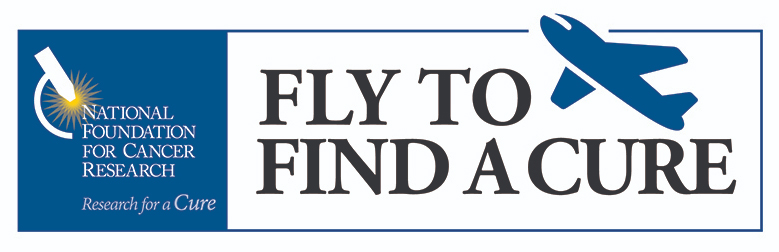 NFCR-Fly-To-Find-A-Cure-Logo