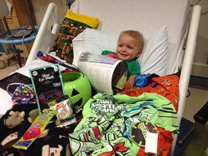 leukemia survivor Trey