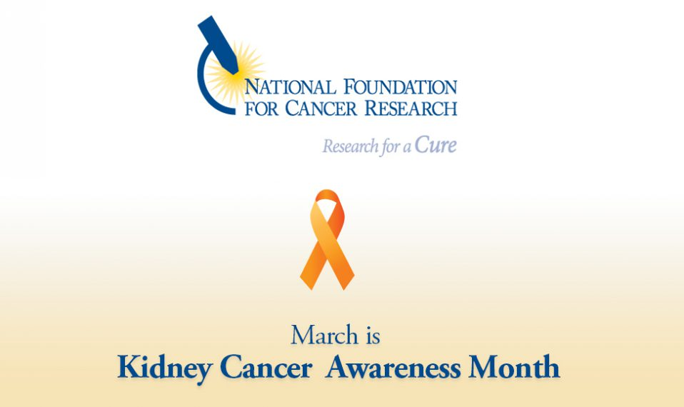 Kidney Cancer Awareness Month