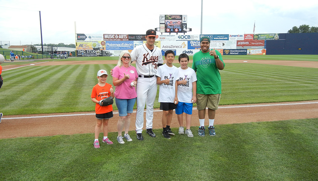 Play4TheCure Summer Series Keys First Pitch