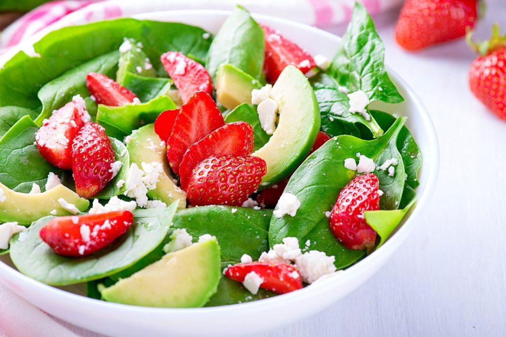 Simple, Fresh and Tasty Summer Salad