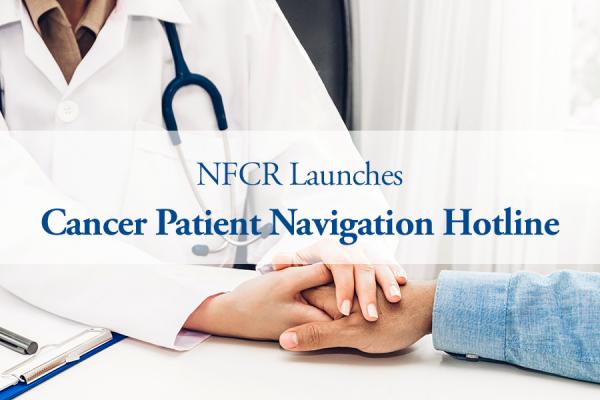 Cancer Patient Navigation Hotline
