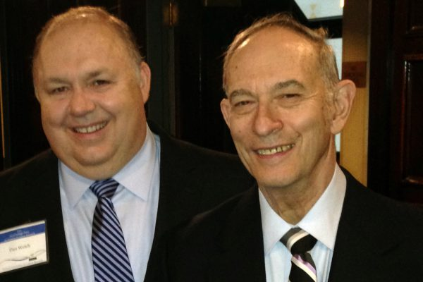Danny Welch and Anthony Pratt