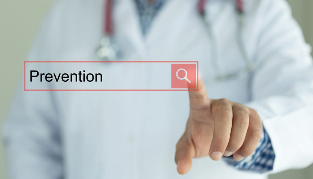 search for cancer prevention strategies