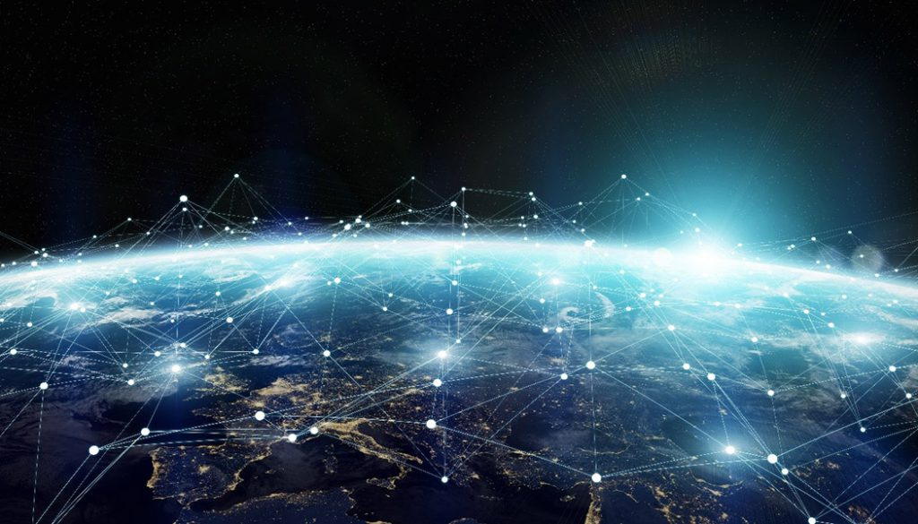 Connecting networks across the world