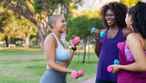 Women's Health Week Challenge
