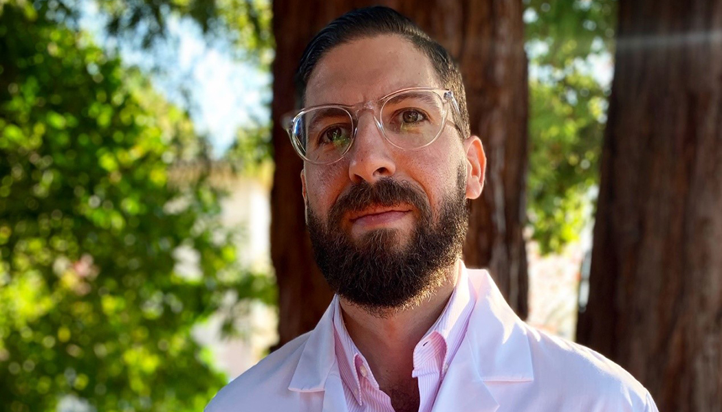 Faces & Voices of Cancer, Dr. Joshua Mansour: Oncology Researcher