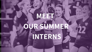MEET OUR SUMMER INTERNS