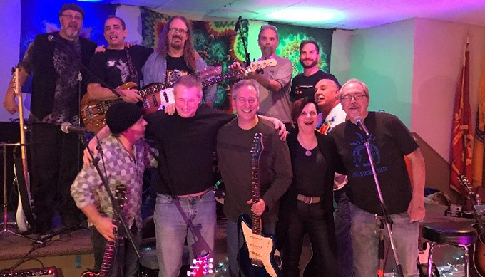 Acoustic Wolves benefit concerts for cancer research