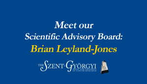 Meet Scientific Advisory Board Member Brian Leyland Jones