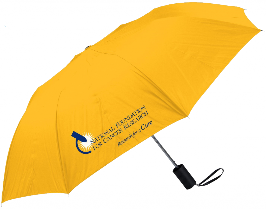 NFCR Yellow Travel Umbrella
