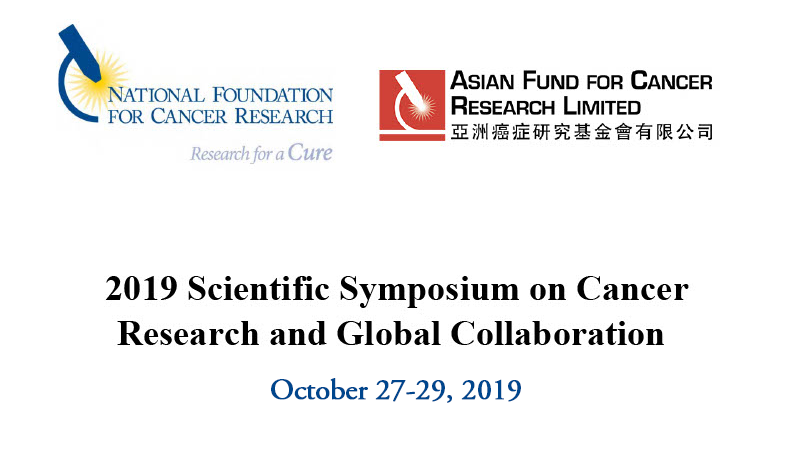 2019 NFCR and AFCR Scientific Symposium