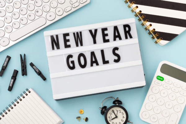 new year resolutions goal setting