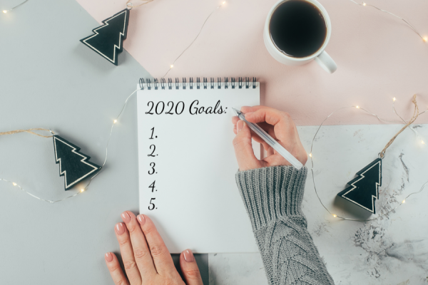 How to write your 2020 Goals so they actually stick