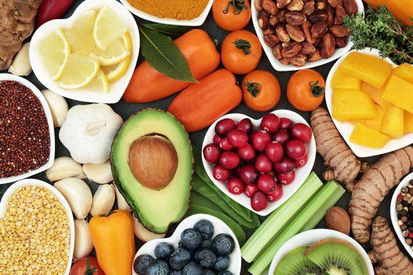 Anti-Cancer Nutrition