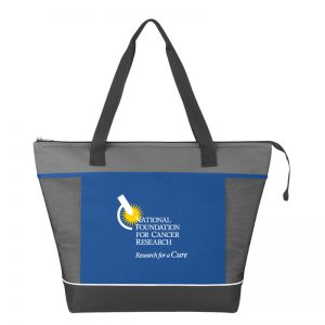 NFCR Zippered Insulated Tote