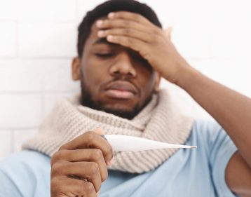 Men more Vulnerable to COVID-19