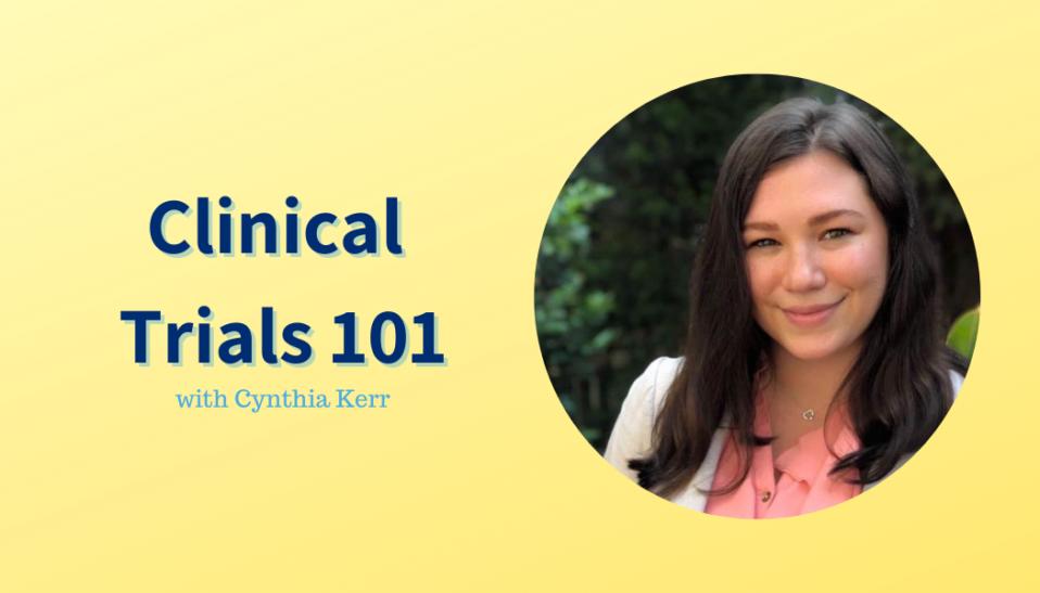 Clinical Trial Facilitator Cynthia Kerr