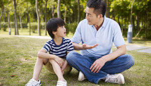 Talking With Your Child About Cancer