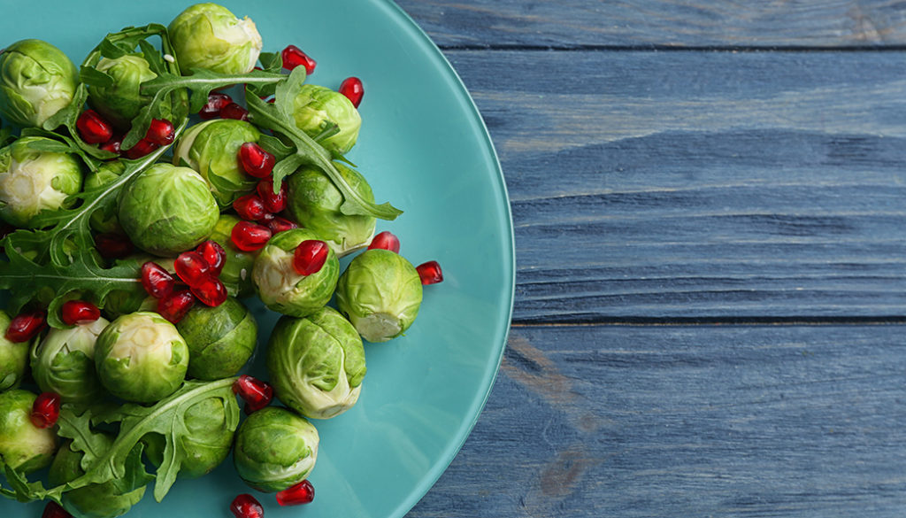 Cancer fighting foods brussels sprouts