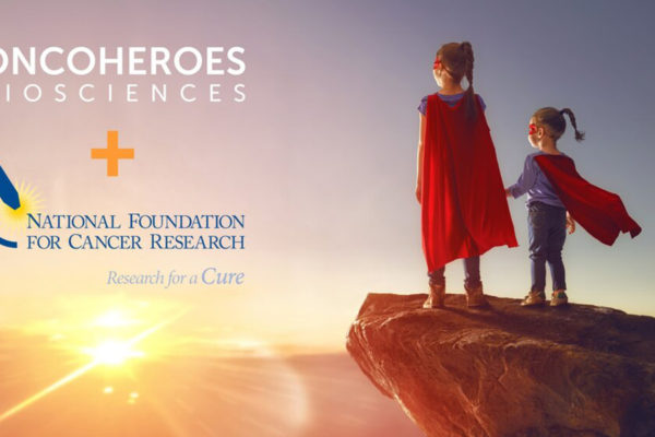 Oncoheroes NFCR Childhood Cancer