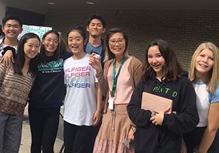 April Liu Youth Ambassador