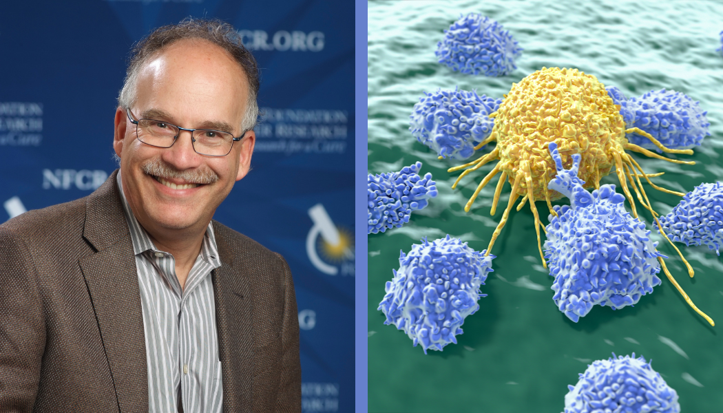 Haber catching cancer cells spreading