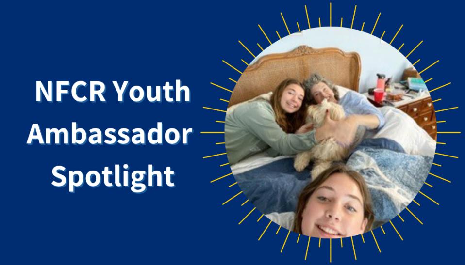 Katy Gray Youth Ambassador Cancer Research